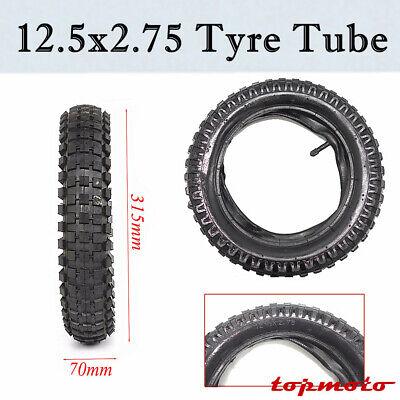 12.5 x 2.75 Tire Razor Dirt Bike Coolster 49cc 2-Stroke Mini 12 1/2 x 2.75