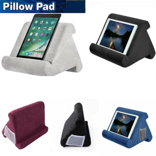 e-reader Pillow Bag Cover Many Colors Prop Ereader Holder Stand Company Store