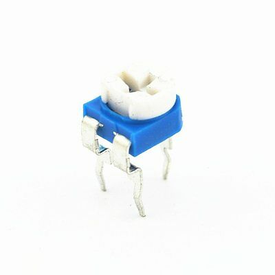 30pcs 47k Ohm Trimmer Trim Pot Variable Resistor Potentiometer 6mm Rm065 473