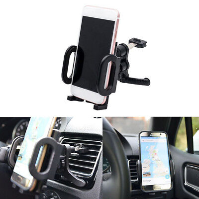 In Car Phone GPS Holder Air Vent Clip Cradle Universal Mount iPhone Holder