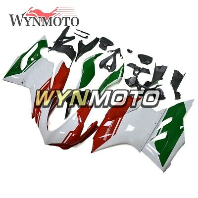 Green White Red Bodywork for Ducati 1299 2015 2016 2017 15 16 17 Cowlings Panels