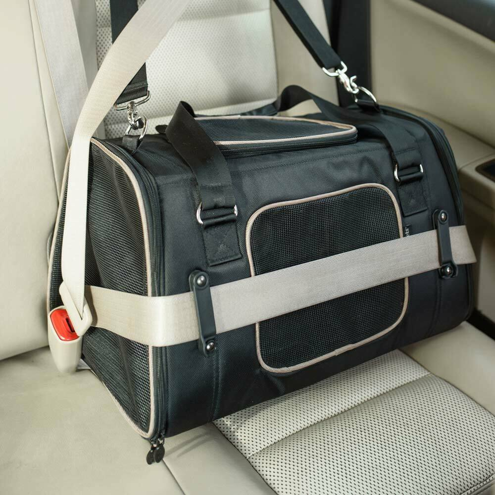 CARRY ME PADDED PET CARRIER CAT DOG AIRLINE OR CAR GEN7PETS