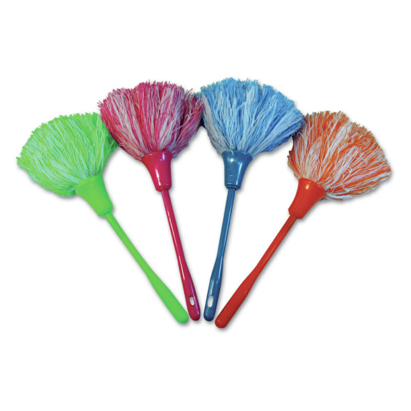 Boardwalk MINIDUSTER MicroFeather 11 in. Mini Dusters - Assorted Colors New