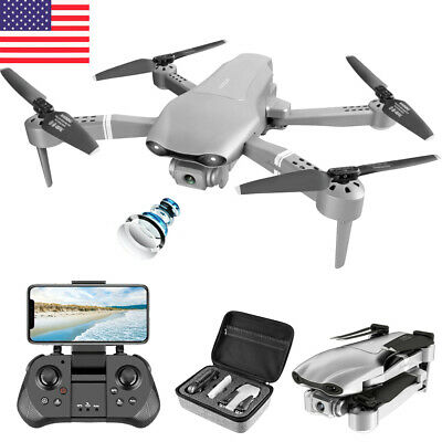 4DRC-F3 2020 NEW Foremost RC Drone WIFI 4K HD camera GPS Smart Follow Me FPV HOT US!