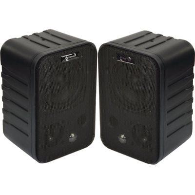 HiFi Lautsprecher Dynavox LS-5L3 Mini Box 3-Wege 60W 1-Paar schwarz 3-wege Lautsprecher