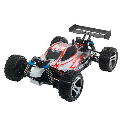 Generation Two WLtoys A959 1/18 Scale 2.4G 4WD Electric RC Car Off-Road Buggy