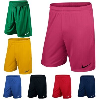NIKE FOOTBALL SHORTS - NIKE PARK SHORT- TRAINING GYM MENS BOYS ADULTS KIDS CHEAP