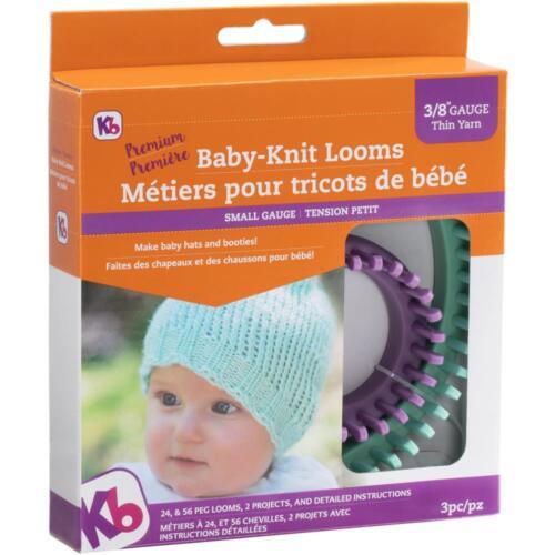 Knitting Board Baby Knit Looms 2/Pkg KB8200