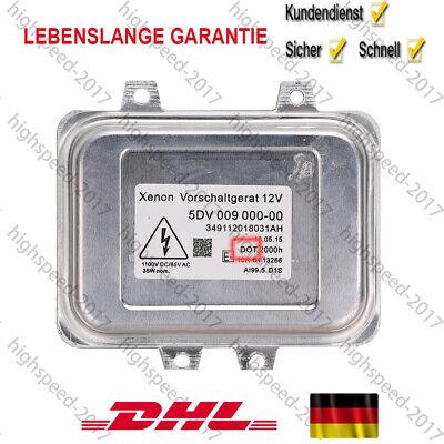 Xenon Steuergerät Vorschaltgerät Für VW GOLF VI TIGUAN BMW SAAB 5DV009000-00 DE