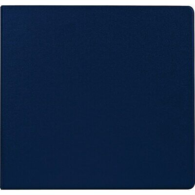 Staples Standard 4-inch D 3-ring Binder Blue 26320 976167