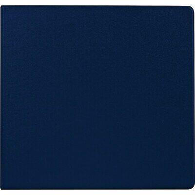 Staples Standard 4-inch D 3-ring Binder Blue 26320 976167