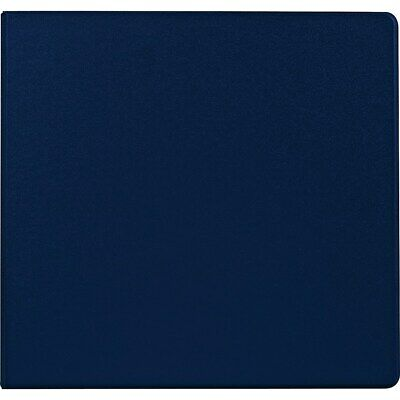 Staples Standard 4-Inch D 3-Ring Binder Blue  976167