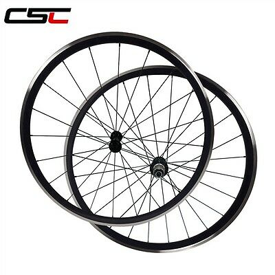 Csc Only 1420G  30Mm Clincher Alloy Wheels  700C Kinlin Xr300 Aluminum Wheelset