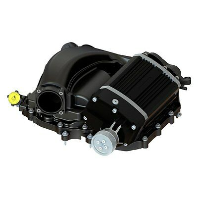 Sprintex Dodge Ram 1500 3.6L 13-16 V6 SPS Complete Supercharger Intercooled Kit