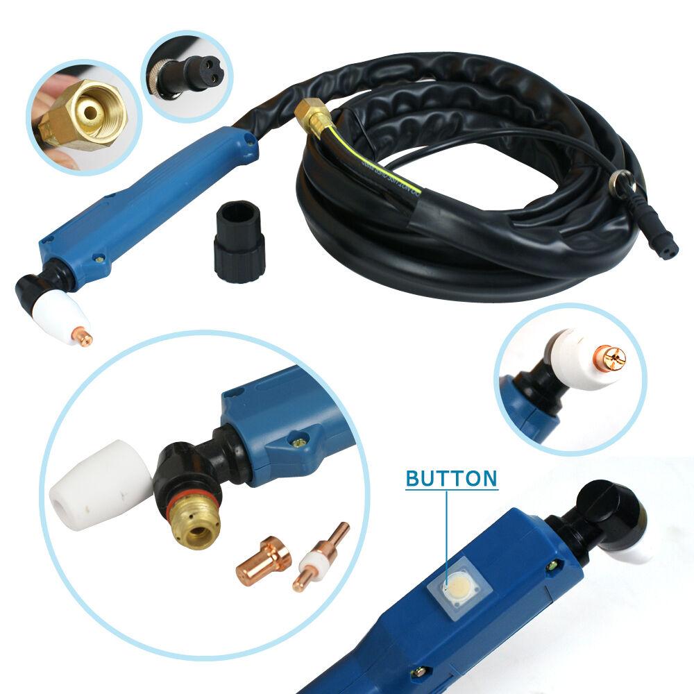 CUT-50 Electric Digital Plasma Cutter Inverter 50AMP Welder Cutting Dual Voltage 6