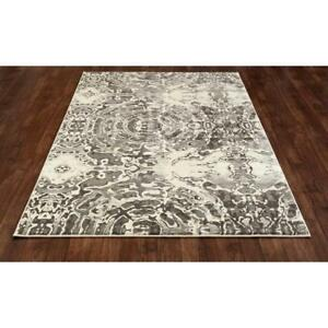 Art Carpet Daytona Radial Cream 9 ft. 10 in. x 13 ft. 1 in. Area Rug NEW