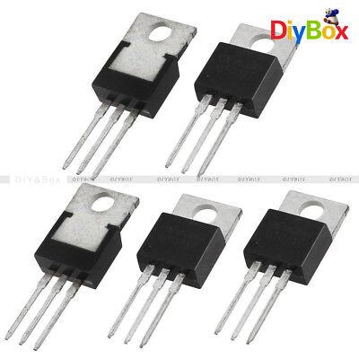 5pcs Lm317t Lm317 Voltage Volt Regulator Ic 1.2v To 37v 1.5