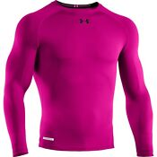 Mens Under Armour Heat Gear Long Sleeve