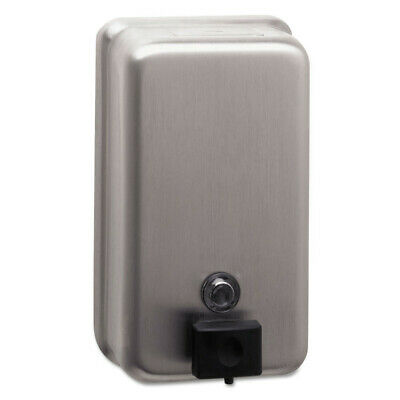 Bobrick Classicseries Surface-mounted Soap Dispenser 40oz Stainless Steel 211