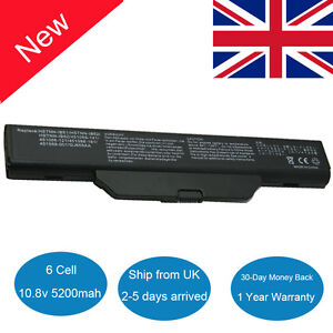 New 6 Cell Battery for HP Compaq  6720S 6730s 6735s 6820S 550 610 615 Laptop UK