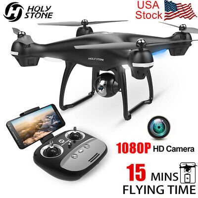 Holy Stone HS100G RC Drone with 1080P HD Video WIFI Camera FPV GPS Quadcopter