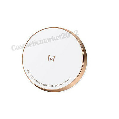 MISSHA M Magic Cushion Moisture SPF50+ PA+++ #21 Free gifts