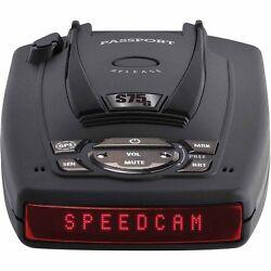 Escort Passport S75 Radar Detector w/ BSM Filter & GPS w/ Auto Lock