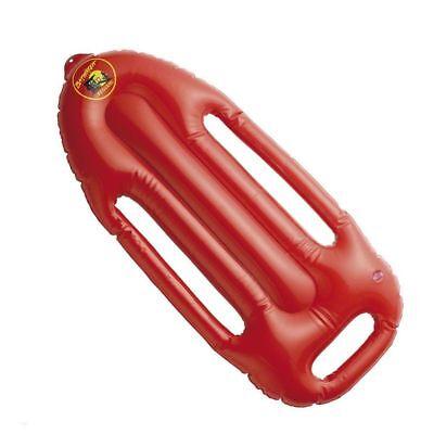 Baywatch-Rettungsschwimmer Aufblasbar 70cm Rot Float Strand Party Kostüm Zubehör