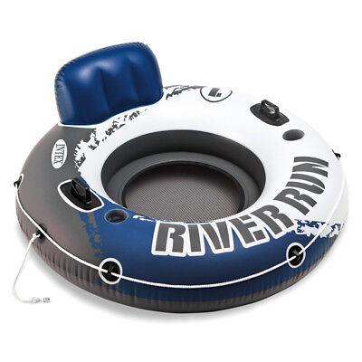 INTEX River Run Badespaß Badeinsel Luftmatratze Schwim