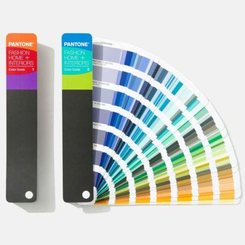 Pantone Fashion Home + Interiors Color Guide FHIP110A-EDU