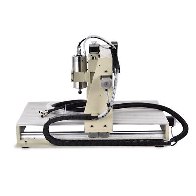 Usb 4 Axis 6040 Cnc Router Engraver 1500w Wood Cutter Mach3 Handle Controller