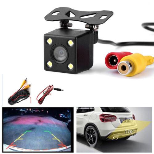 AV Input RCD330 Rückfahrkamera Einparkhilfe Lizenzinhaber Autokamera Schwarz