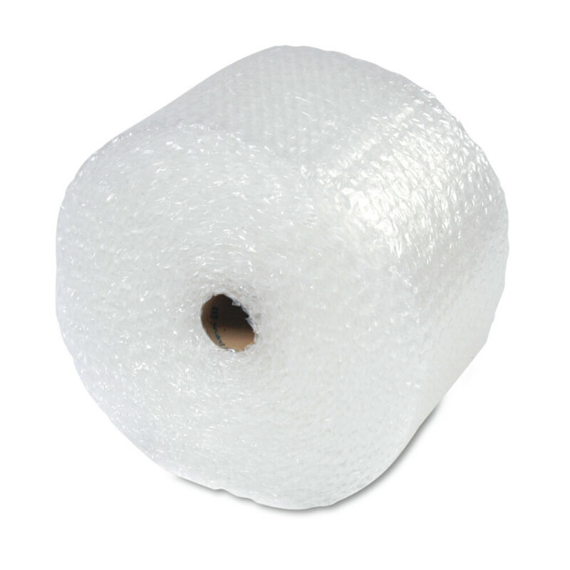 Sealed Air 91145 Bubble Wrap Cushioning Material, 5/16 in., 12 in x 100 ft. New