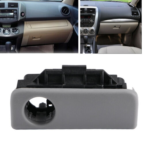 2004-2010 Toyota Sienna Glove Box Latch Stone Gray Lock 55506-AE010-E0 1074