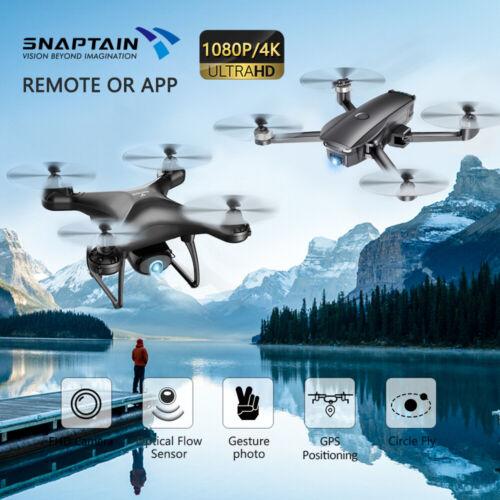 Snaptain Professionelle HD Live-Videokamera Drohne FPV Hubschrauber Quadcopter