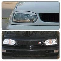 Vw Volkswagen front kamai grill, and eyelids