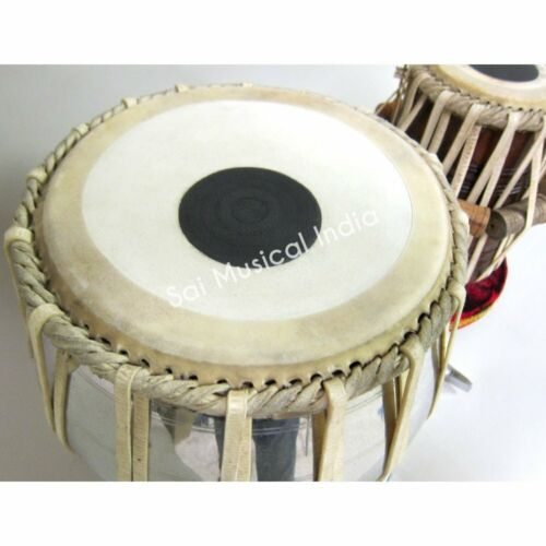 BRASS Tabla Set - A Indian Musical Instrument
