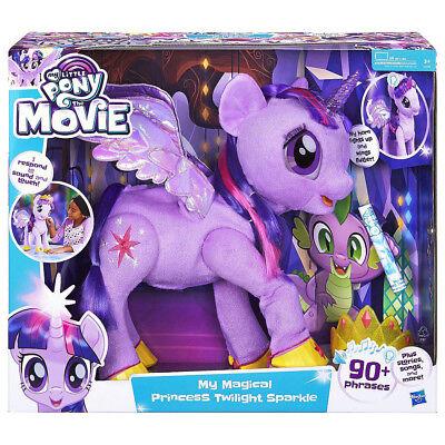 Hasbro My Little Pony Magical Princess Twilight Sparkle Toy Figure