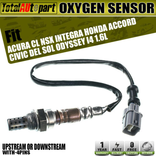 Oxygen Sensor For Acura Integra NSX Honda Accord Civic Del