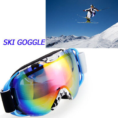 9598876e9 Ski Snowboard- Over Glasses Goggles for Men, Women & Youth-100% UV  Protection