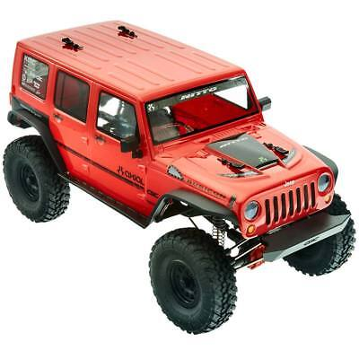 NEW Axial SCX10 II 2017 Jeep Wrangler Unlimited CRC RTR AX90060