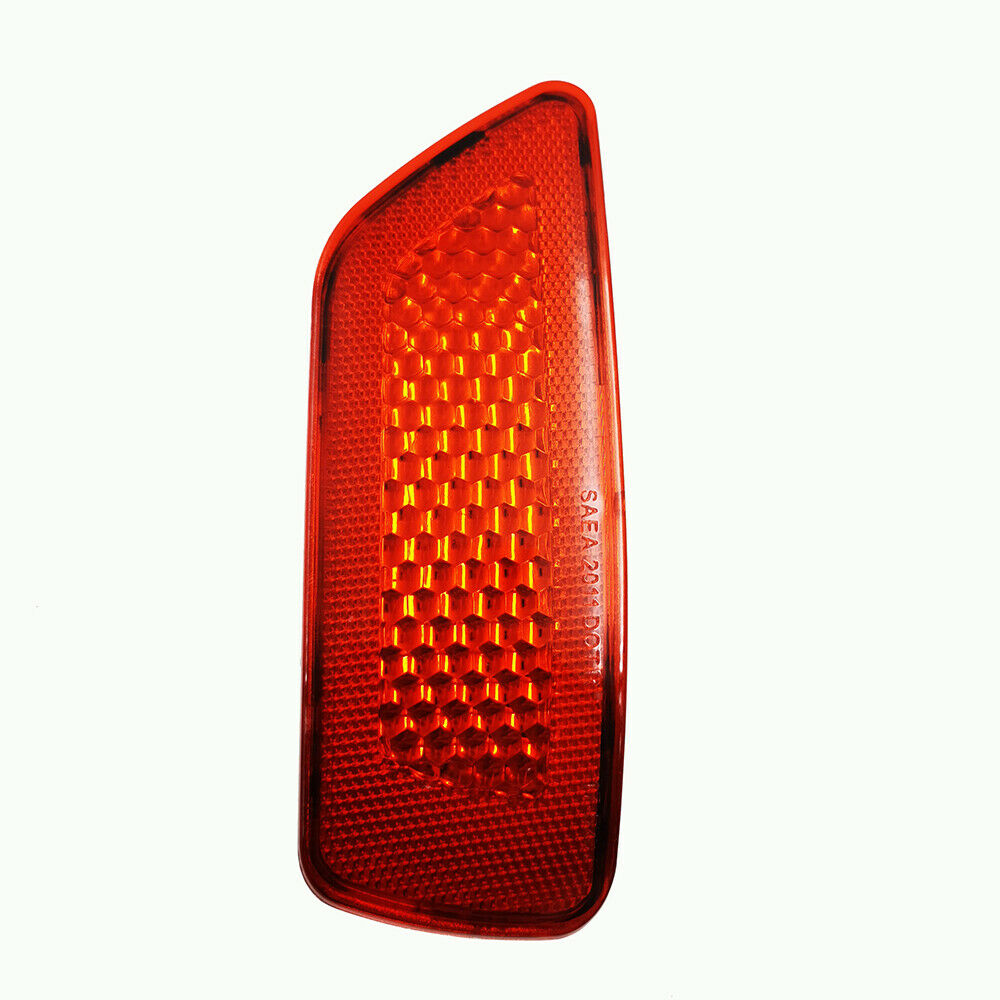 NEW PAIR OF REFLECTOR LIGHTS COMPATIBLE WITH JEEP GRAND CHEROKEE 11-16 57010720AC CH1185100 57010721AC CH1184100