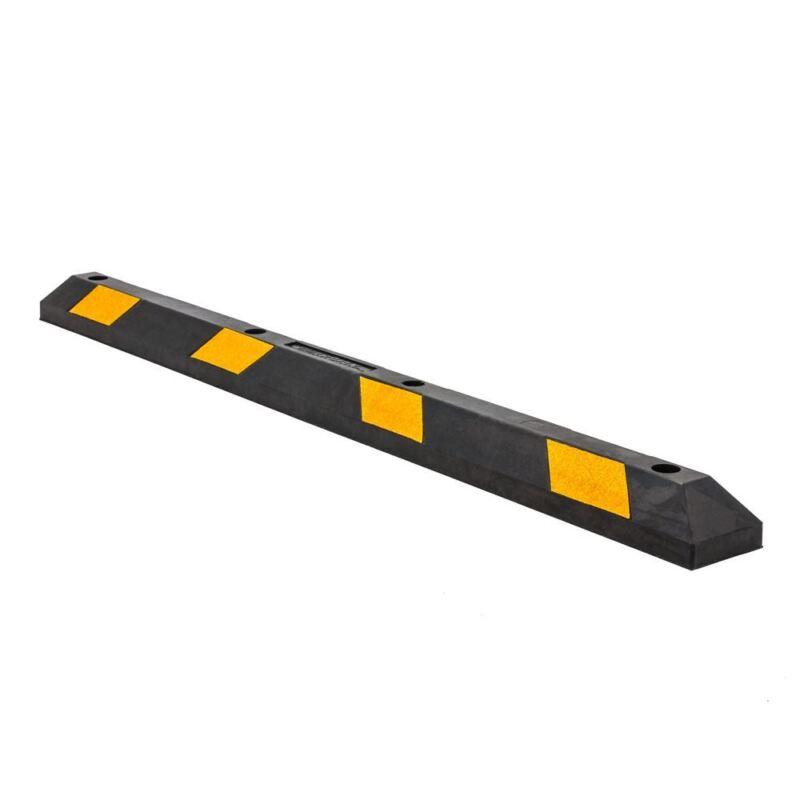 """Guardian Heavy Duty Rubber Parking Curb - 72"""" Long"""