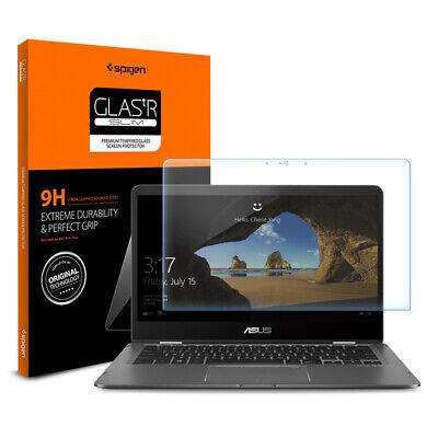 Spigen®Asus Zenbook Flip 14inch Tempered Glass Screen Protector [Glas.tR SLIM]