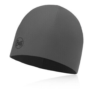 Buff Unisex Reversible Classic Micro Hat Cap Black Sports Running Outdoors