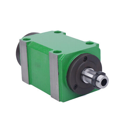 BT30 Mechanical Spindle Unit Power Boring Mill Drilling Head Bearing 45 Steel Power Head Bearing