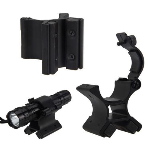 X-WM02 23-26mm Strong Magnetic Taschenlampen Fackel Halterung Scope Mounts DIY