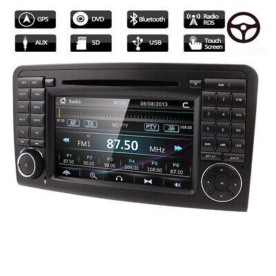 "Für MERCEDES Benz ML/GL Class X164 W164 GL450 GL500 7"" Autoradio Nav DVD GPS BT"