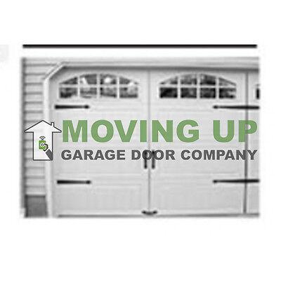 """Garage Door Magnetic Flexible Dividing Line 1/4"""" X 96"""" Decorative"""