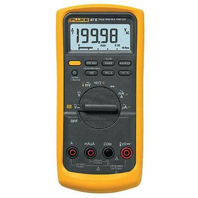 Fluke 87-5 87v Efficient Industrial Multimeter W Analog Bar Graph